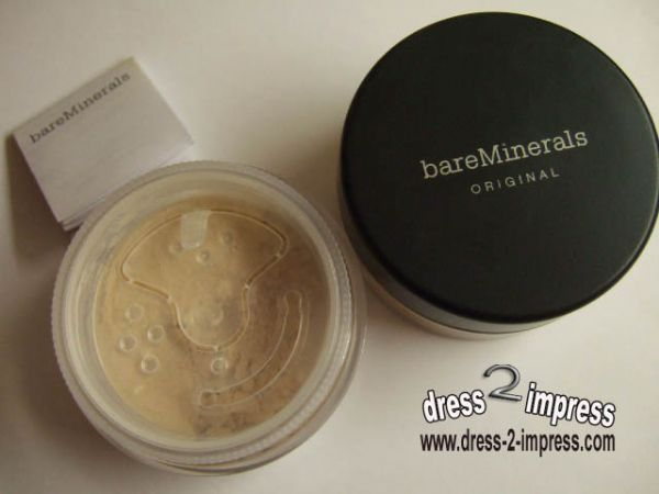 BareMinerals Bare Escentuals Click n Go Foundation 8g SPF 15